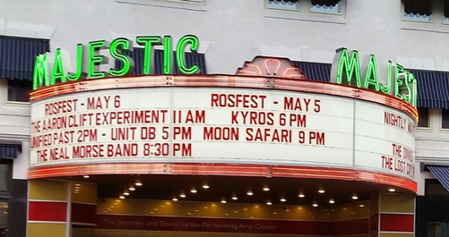 ROSFest Marquee