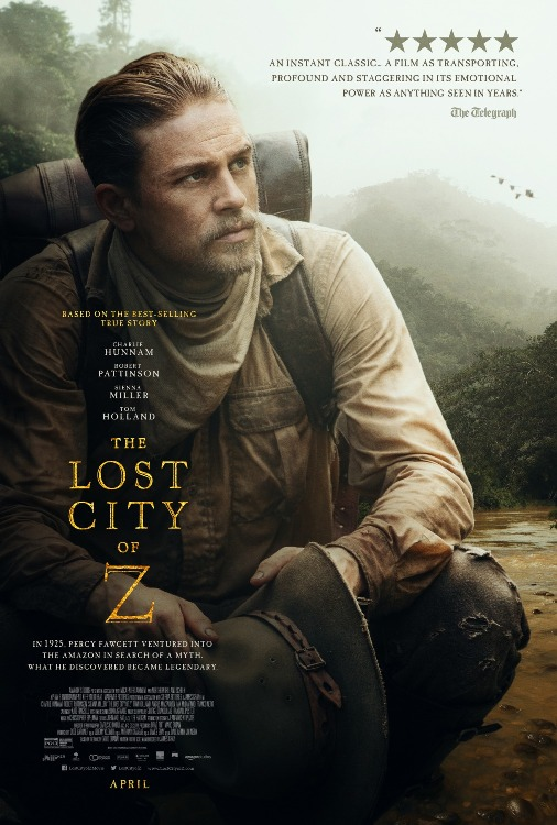 Lost City of Z film