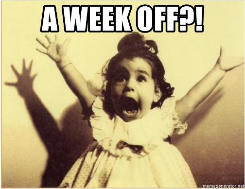 a-week-off